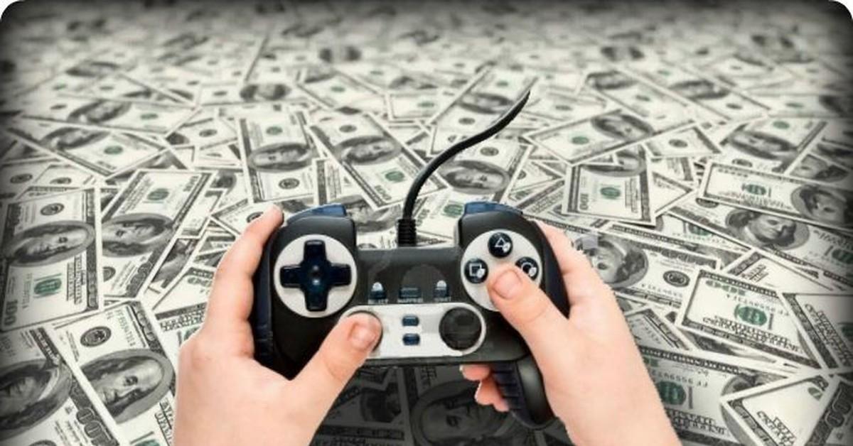 в какой игре можно заработать настоящие деньги