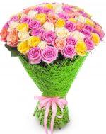 Цветы в россии – Доставка цветов по России недорого и круглосуточно | Заказать букеты цветов из Москвы в другой город с бесплатной доставкой