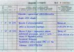 Образец заполнения трудовой книжки титульный лист – Заполнение трудовой книжки — правила, инструкция и образец заполнения титульного листа, при приеме на работу и увольнении, заполнение дубликата трудовой книжки