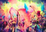 Краска холли – Краски Холи – что это такое, как сделать в домашних условиях и где применять