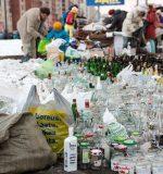 Пункт приема банок стеклянных – адреса и цены пунктов, куда можно сдать стеклянные бутылки и банки, в том числе от детского питания, за деньги
