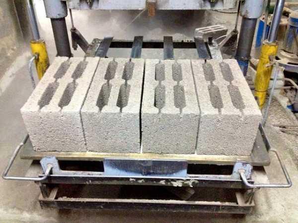 блоки керамзитобетон изготовление